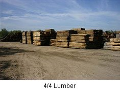 4/4 Lumber