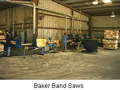 Baker Band Saws